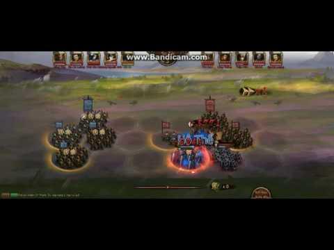 Công Thành Chiến : Skill Thần Tướng Đổng Trác