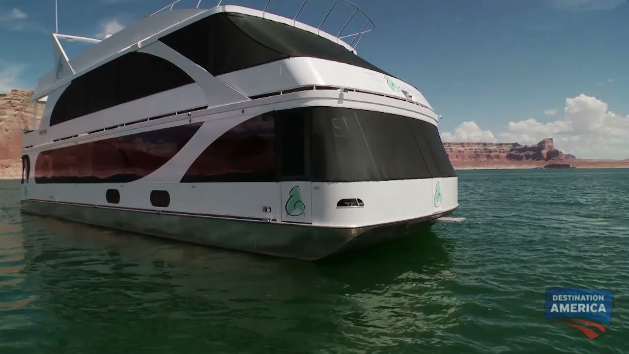 Three Level Houseboat Epic Youtube