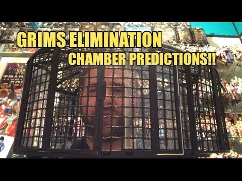 Grim's WWE ELIMINATION CHAMBER 2014 Predictions! PPV Match card and analysis!!