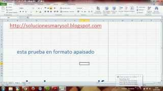 Cómo Pasar A Pdf Un Libro De Excel