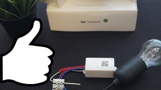 Amazon Echo: Bald alle alten Deckenlampen für Alexa Smart machen! WisQo Licht-Steuerung Test