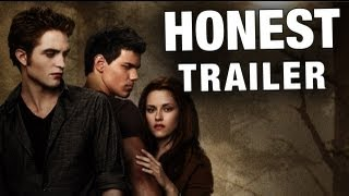 Honest Trailers Twilight 2: New Moon