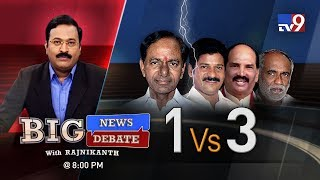 Big News Big Debate : KCR Vs Opposition..