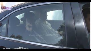 بعد افتتاح دورة أبريل بمجلس المستشارين..شباط و حمدي ولد الرشيد في سيارة واحدة |