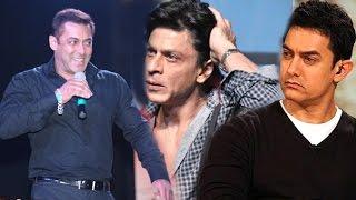 Salman Makes FUN Of Shahrukh & Aamir Khan At SULTAN Trailer Launch