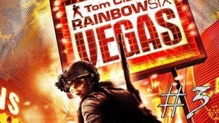 [Coop] Rainbow Six: Vegas 2. Серия 3: Мы не успели..
