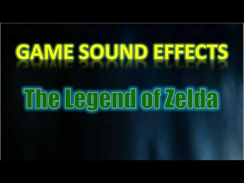 The Legend of Zelda Sound Effects - Arrow