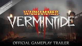 Warhammer: Vermintide 2 - Gameplay Trailer