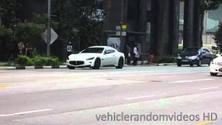 2006 Maserati Quattroporte Sport GT Exhaust Test videos
