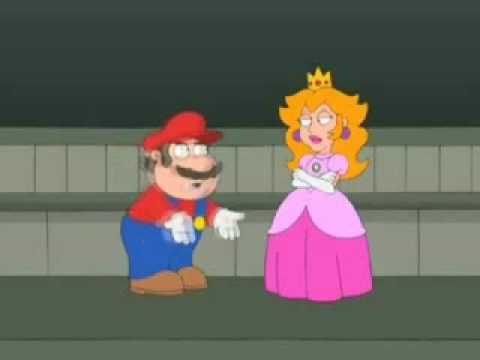 mario e princesa [dublado]