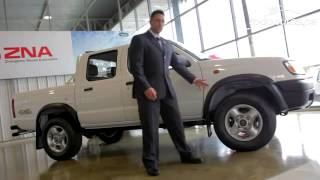 ZNA Rich Pick Up 4x4 En Full HD I De Nissan