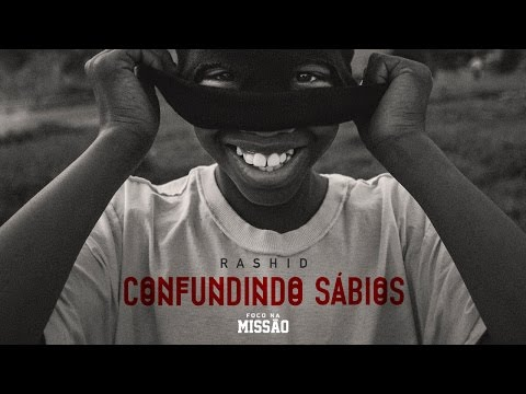 Rashid - Confundindo Sábios (Part. Emicida / Prod. Coyote / Scratches. DJ Mr. Brown)