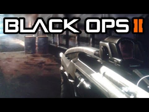 """Call of Duty: BLACK OPS 2"" - Gameplay E3 2012 Talk, Xbox & PS3 DLC! (Black Ops Gameplay)"