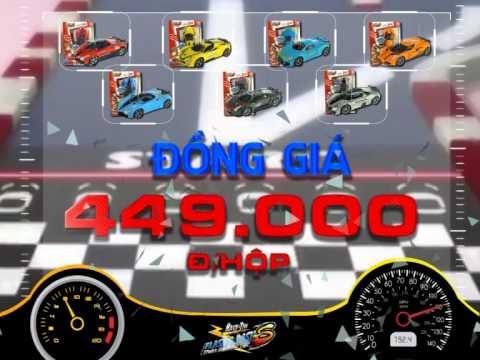 Giới thiệu Thần xe siêu tốc, phiên bản 1:28 cơ bản (SG)