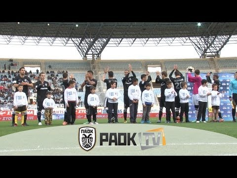 Η παρακάμερα του Εργοτέλης Vs ΠΑΟΚ 2-2 - PAOK TV