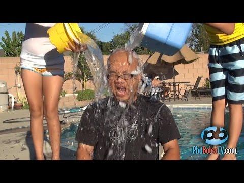 Phố Bolsa TV takes the ALS Ice Bucket Challenge
