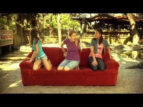 Red Couch Chronicles: Gators and Crocs Oh My!