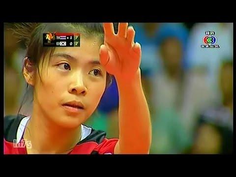 ISTAF Super Series 2013/14 Women's Final [THAILAND - KOREA]
