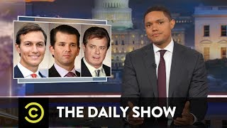 Donald Trump Jr. Reminds Everyone How Incompetent His Dad's Administration Is: The Daily Show