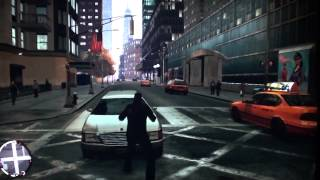 GTA IV BOGT Cheats Super Punch (HD)