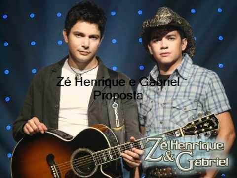 Zé Henrique e Gabriel - Proposta AO Vivo