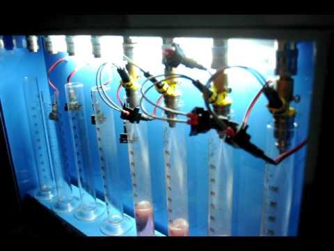 Промывка топливных форсунок двигателя 3S-FE