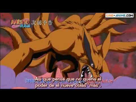 Avance Naruto Shippuden Capitulo 221 Sub español ^^ Almacenamiento^^