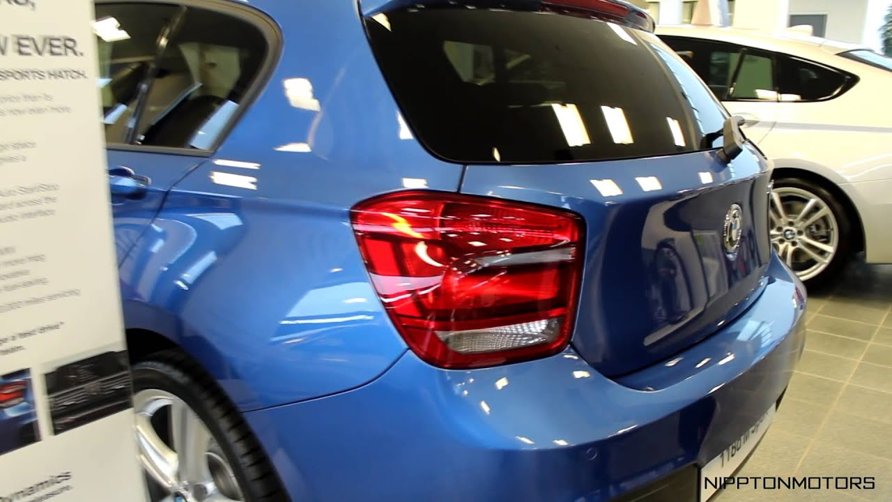 2013 bmw 1 series e87 m sport review youtube. Black Bedroom Furniture Sets. Home Design Ideas