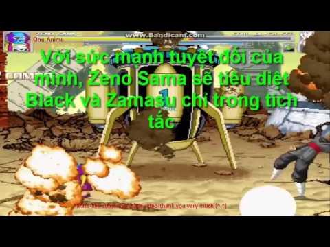 Bảy viên ngọc rồng siêu cấp tập 63  65   Zeno Sama xuất hiện tiêu diệt Black và Zamasu  01
