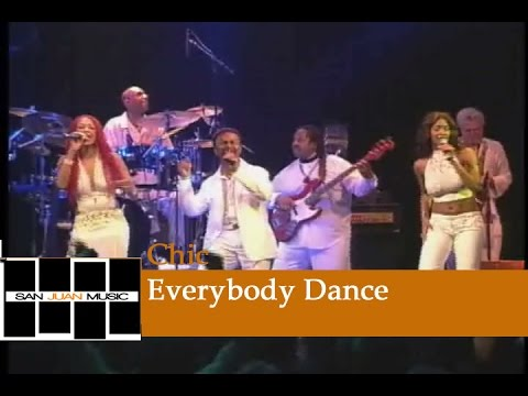 Chic- Live- Everybody Dance