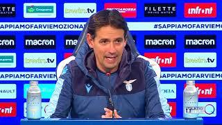 Lazio-Juventus | La conferenza stampa di Mister Inzaghi