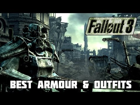 Fallout 3 Best Armour and Outfits