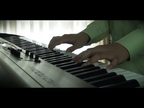 Swedish House Mafia - Don't you worry child - Piano instrumental
