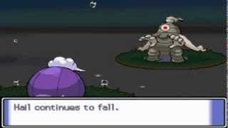 Pokemon Platinum Part 51: Underground Lake and Route 216