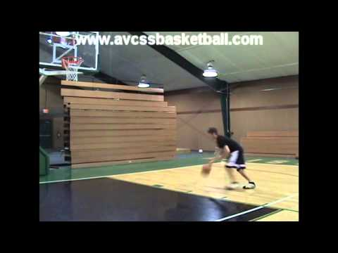 Sweep the Ball and Drive - Youth Basketball Offense Skill