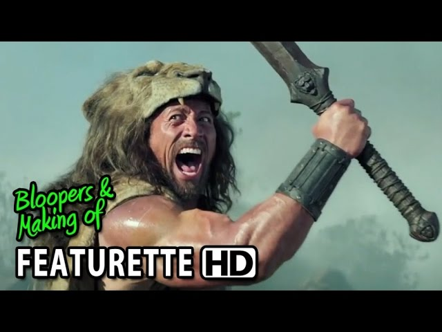 Hercules (2014) Featurette - Armed For Battle