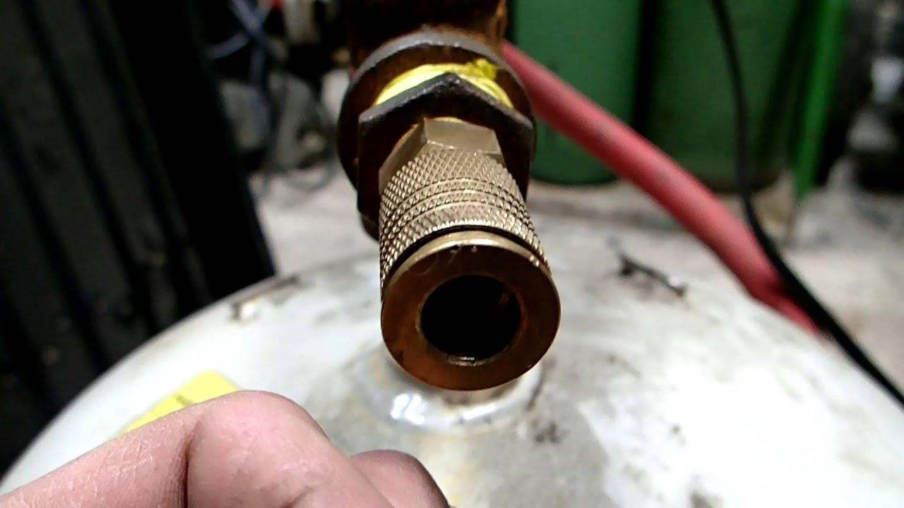 how to make air compressor