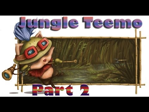 [Build Guide] How To Play Teemo 3v3 [Season 4] - [2/2] STRONGER THAN OP ENEMIES! | League of Legends