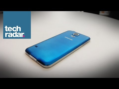 Samsung Galaxy S5 hands on first look @ MWC 2014