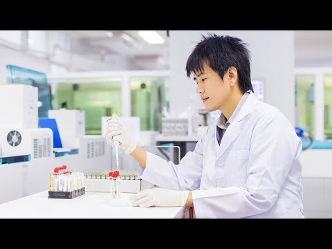 Occupational Video - Medical Laboratory Technologist