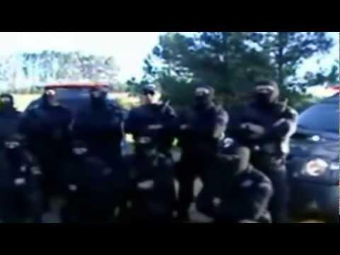 Polícia Federal (PF) - Grupo de Pronta Intervenção - GPI