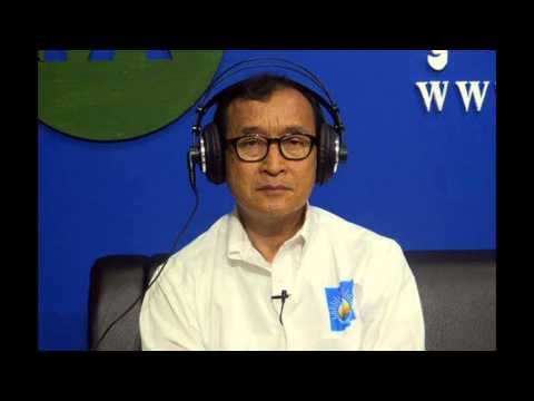 Interview with Sam Rainsy [11-Feb-2014]