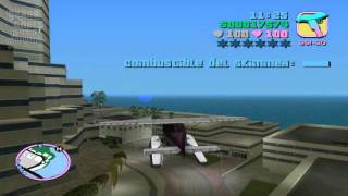 GTA Vice City Mision #58 Consolador Dodo Tutorial