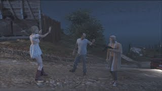 GTA 5 How To Feed The Cannibals (Altruist Acolyte