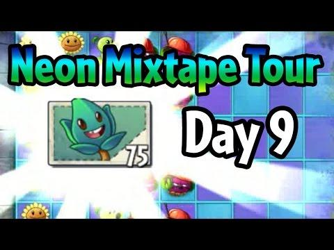 Plants vs Zombies 2 - Neon Mixtape Tour Day 9 (Beta)