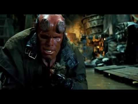 Hellboy 2: The Golden Army (2008) Trailer 2