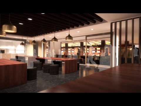 Impact Multimedia - 3D Fly-through - Smithfields RSL