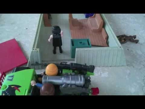Playmobil bank robbery - Playmobil samu ...