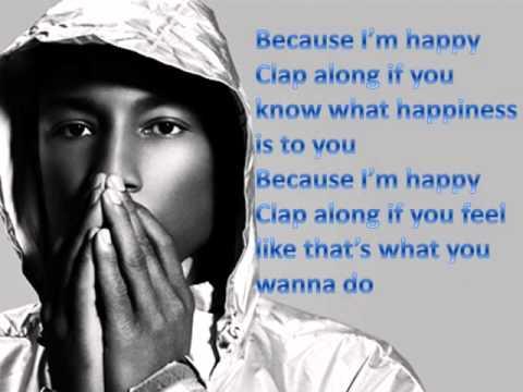 Übersetzung Pharrell Williams - Happy Songtext, …