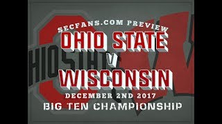 Ohio State vs Wisconsin - Big Ten Championship 2017 - Preview & Predictions - 10
